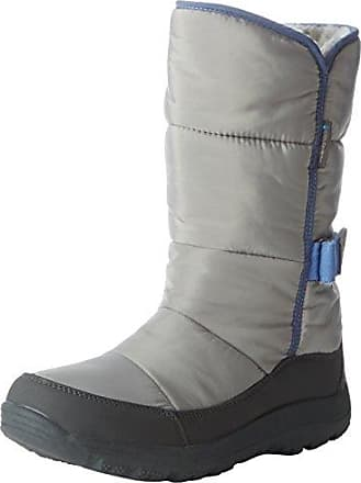 Sorel Cumberland, Botas de Nieve para Mujer, Gris (Dark Tundra), 42 EU
