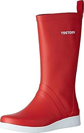 Tretorn EVA Lag Rot, Damen Gummistiefel, Größe EU 42 - Farbe Red Damen Gummistiefel, Red, Größe 42 - Rot