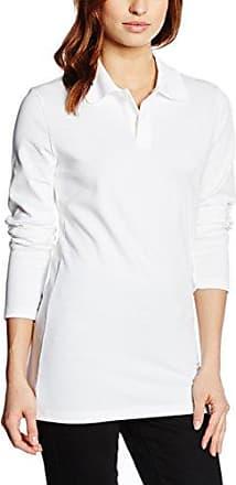 Trigema 521603, Polo para Mujer, Blanco (Weiss 001), M