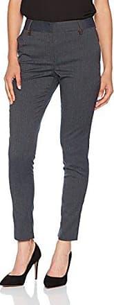 Cropped, Pantalon Femme, Gris Foncé, 38Trucco