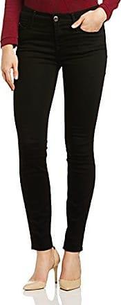 True Religion Halle High Rise Skinny - Vaqueros para mujer, color black, talla 23w/26l