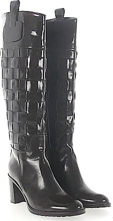 Truman's Stiefel 7003 Spazzolato braun gewebt