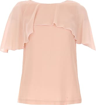 Top for Women On Sale, ballet pink, Viscose, 2017, 12 14 8 Trussardi
