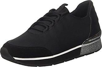Running, Zapatillas de Gimnasia para Mujer, Marfil (Cameo W020), 38 EU Trussardi