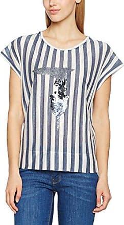 T-Shirt for Women On Sale, White, Cotton, 2017, 10 6 Trussardi