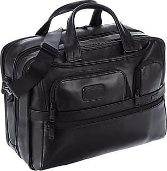 Alpha Business Leather Laptopaktentasche 40 cm - black Tumi
