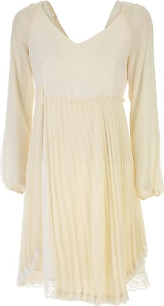 Dress for Women, Evening Cocktail Party On Sale, Dune, polyester, 2017, 10 12 8 Twin-Set