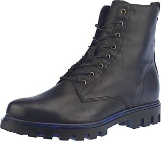 U.S. Polo Leder-Boots Venus in Dunkelblau - 62%