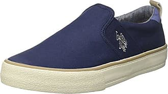 Samir, Sneakers Basses Homme - Bleu - Blu (Dark Blue), 45 EUU.S.Polo Association