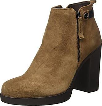 U.S.POLO ASSN. Damen Sally Suede Desert Boots, Blau (Dark Blue Dkbl), 36 EU