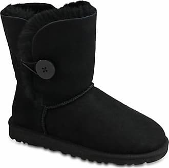 Viki - Chaussures de randonnée imperméables à lacets - NoirUGG