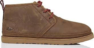 Soldes - Boots Lacets Cuir Imperméables Fourrées Leggero - UggUGG