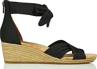 Sandales plates en fourrure synthétiqueUGG
