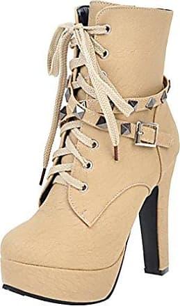 Damen Flache Plateau Boots Ankle Stiefeletten mit Hasenohren und Fell Warm  Winter Schuhe UH Genießen Zu dd76e609f7