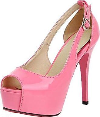 high heels in pink 486 produkte bis zu 70 stylight. Black Bedroom Furniture Sets. Home Design Ideas