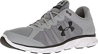 Under Armour UA Charged Escape, Chaussures de Running Compétition Homme, Gris (Glacier Gray), 40 EU