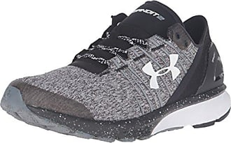 UA W Charged Escape, Zapatillas de Running para Mujer, Multicolor (Grey 001), 36 EU Under Armour