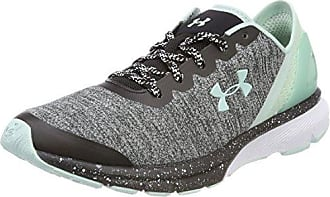 Under Armour UA W Rapid, Chaussures de Running Femme, Gris (Overcast Gray), 39 EU