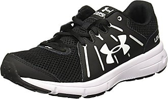 UA W Street Prec SPRT Lwx NM, Scarpe Running Donna, Nero (Black 001), 36 EU Under Armour