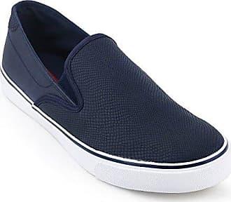 Herren Grayland Slip-on sneaker 7 D(M) UNS Marine Unionbay