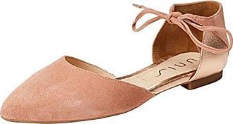 Womens Amanda_ks_LMT Closed Toe Ballet Flats Unisa