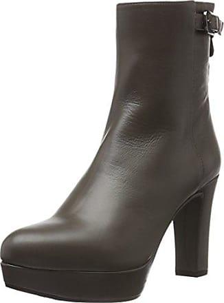Unisa TIELO_F16_CEV, Zapatillas de Estar por Casa para Mujer, Marrón (Greige), 39 EU
