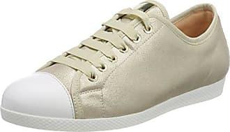 Unisa Falin_MTS, Zapatillas para Mujer, Dorado (Platino), 37 EU
