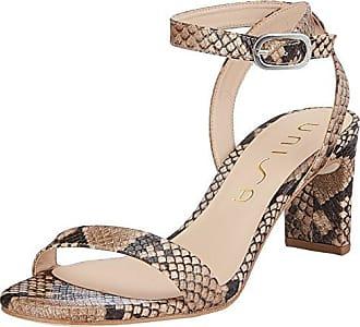 Womens Saino_na Ankle Strap Sandals Unisa