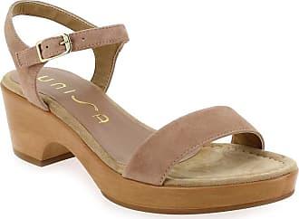 Sandales et nu-pieds Unisa pour Femme OLEA VertUnisa