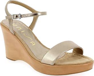 Sandales et nu-pieds Unisa pour Femme AMO CamelUnisa