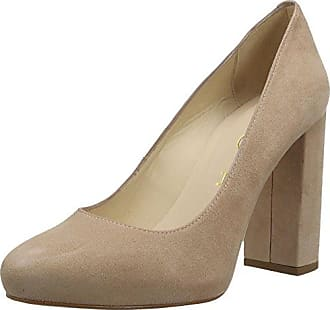 Unisa Patric_18_Pa, Zapatos de Tacón para Mujer, Rosa (Dusty), 41 EU