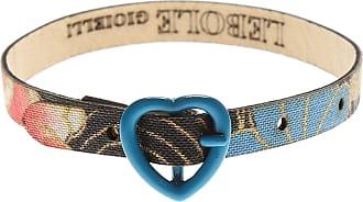 Uomolebole Bracelet for Women, Grey Melange, Silk, 2017, One Size