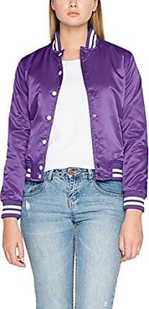Urban Classics Ladies Denim Jacket, Chaqueta Vaquera para Mujer, Blau (Bleached Blue 831), XL