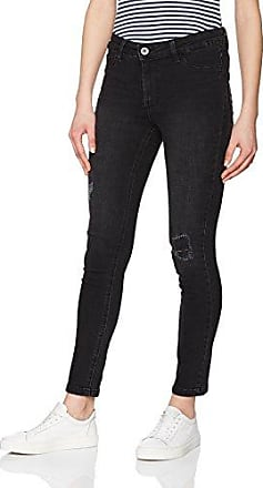 Ladies Skinny Pants - Pantalon Femme - Vert (Olive 176) - Taille: XSUrban Classics