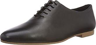 Vagabond Eliza, Zapatos de Cordones Oxford Para Mujer, Azul (Dark Blue), 41 EU