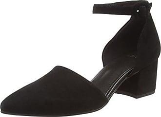 Vagabond 4519-040 - Tira de Tobillo de Piel Mujer, Color Negro, Talla 38 EU