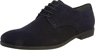 Vagabond Eliza, Zapatos de Cordones Oxford para Mujer, Grau (Ash Grey), 41 EU