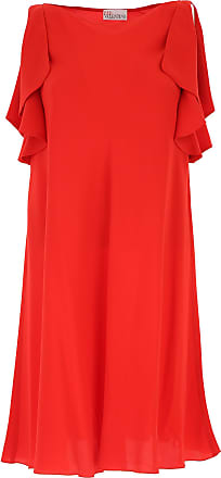 Dress for Women, Evening Cocktail Party On Sale, Red, Viscose, 2017, 6 Valentino