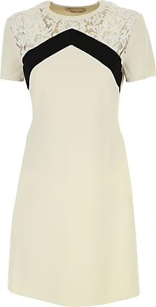 Dress for Women, Evening Cocktail Party On Sale, Black, Viscose, 2017, 10 8 Valentino
