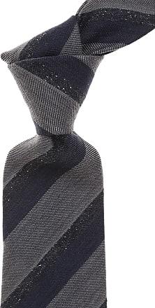 Ties On Sale, Graphite Melange, Silk, 2017, one size Valentino