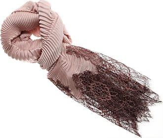 Scarf for Women On Sale, Salmon, Silk, 2017, Universal Size Valentino
