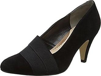 Van Dal Watt, Zapatos de Tacón con Punta Cerrada para Mujer, Azul (Midnight Prism Patent 460), 42 EU