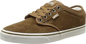 Vans Atwood Low DX - Zapatillas Para Mujer, Color Marrón (Iron Brown), Talla 38 EU (5 UK)