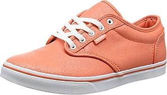 Superga COTU Classic, Zapatillas para Hombre, Naranja (Orange A02), 35