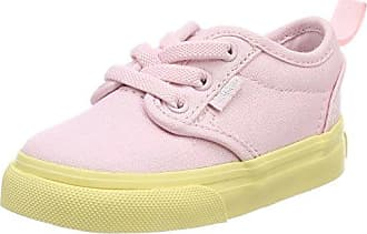 Vans Atwood Slip-on, Zapatillas Unisex Bebé, Rosa (Pop Outsole), 22 EU