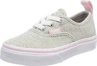Vans Authentic, Baskets Femme, Rose (Chalk Pink/True White Q1c), 34.5 EU