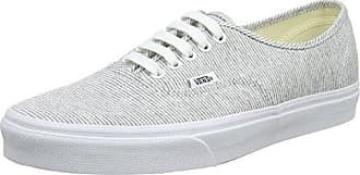 Authentic, Zapatillas Unisex Adulto, Blanco (Gum Bumper), 38.5 EU Vans