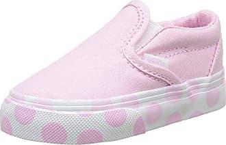 Vans Damen UA Classic Slip-on Sneakers, Pink (Tropical Peach/True White), 41 EU