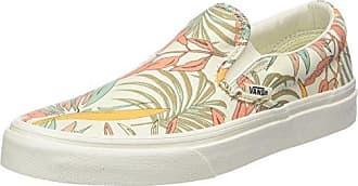 Vans Classic Slip-On, Zapatillas sin Cordones para Mujer, Varios Colores (California Floral), 36 EU