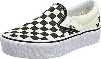 Vans Classic Slip-on, Zapatillas Sin Cordones para Mujer, Varios Colores (Vintage Indigo/Chalk Pink Qf5), 40 EU
